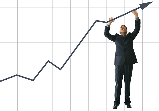 クリニックの売り上げ上昇